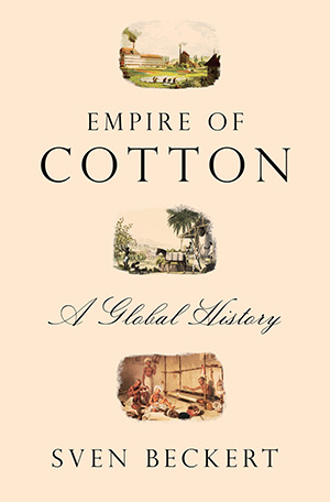 "Intervista a Sven Beckert sul volume ""Empire of Cotton"""