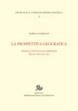 La prospettiva geografica. Recensione di Pierangelo Schiera